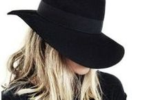 Fashion ~ Hats