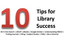 Tips / Tips for student success. Key links and ideas for using State College of Florida library resources.