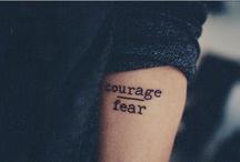 Permanent Inspiration; Tattoos / by Dana