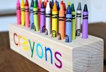 Arts and Crafts for Kids / Rainy day projects, at home crafts, arts and crafts