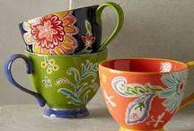 cup of tea :) / by Celeste Casas