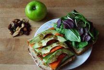 yummy/healthy / by Lucia