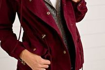 Fashion ~ Coats & Jackets