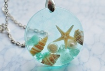Crafts - Jewelry - Sea Glass / by Melody Laudermilk-Stiak