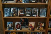 Displays @ the SCF Libraries