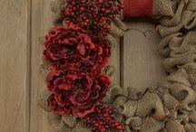 wreaths / by Cindy Eskesen Odd