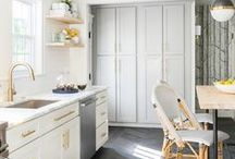 kitchen / Kitchen Kitchen ideas black white kitchen  Kitchen Trends