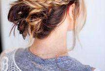 hair / //