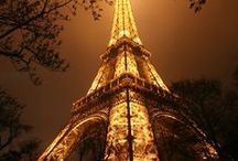 Paris / by Mandy Kiffel