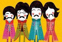 My Beautiful Beatles.  / by Mandy Kiffel