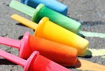 DIY Art Supplies / How to make your own art supplies at home / by Erica Leggiero @ eLeMeNO-P Kids