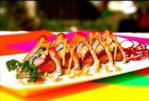 yummy sushi / by Celeste Casas