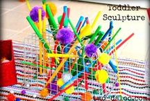 Toddler Activities  / Age-appropriate toddler activities