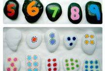 Math Activities for Kids / Math games, ideas, and activities.