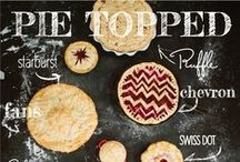 Cakes, Tarts and Pies