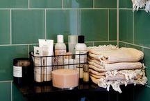 bathroom&&wash / pretty places to wash and bathe-