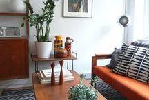 living room&&hallways / //