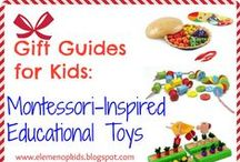 Gift Ideas for Kids / A collection of Gift Ideas for Kids / by Erica Leggiero @ eLeMeNO-P Kids