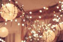 Luz, luz, luz / Decoración con luces