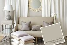 Paint Colors / Paint can transform a home! / by Jennifer Hatfield