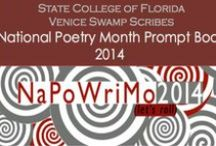 NaPoWriMo  2014 / National Poetry Writing Month April 2014