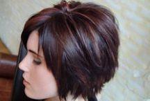Hair Ideas / by Jennifer Hatfield