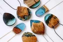 Crafts ~ Jewelry - Resin