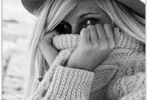 #AUTUMN LOVE / Autumn & Winter Fashion Styles