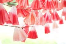 celebrations: decorate / by Lynn Corbin