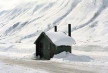 #WINTERWONDERLAND / Winter, Snow & Christmas Moods