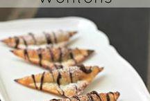 Food: Wontons