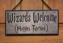 Harry Potter / All things Harry Potter. Recipes, decorations, quotes, etc... / by Amy Leigh