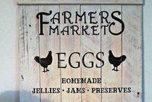 Farm Market  for Mary / by TAMBRA FRANK