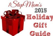 2015 Holiday Gift Guide / A variety of gift suggestions, reviews and giveaways. Find something for everyone on your gift list.
