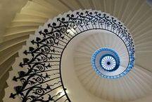 Cúpulas   Escaleras