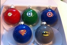 Christmas - Ornaments / by Beth Valdepena