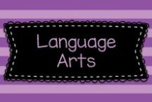 Language Arts Ideas / Lots of great ideas for teaching language arts in general to mostly to Pre-K, Kindergarten, and first graders, but also some ideas for older kids, too!    Visit me at www.heidisongs.com, or at my blog at http://heidisongs.blogspot.com.