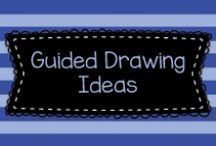 Guided Drawing Ideas / Lots of great ideas for teaching guided drawing!  Visit me at www.heidisongs.com, or at my blog at http://heidisongs.com/blog.