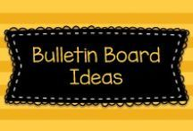 Bulletin Board Ideas / Lots of great ideas for bulletin boards for elementary school classrooms!  Visit me at www.heidisongs.com, or at my blog at http://heidisongs.blogspot.com.