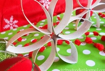 christmas crafts and games for kids