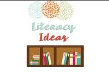 Literacy ideas / Here are a bunch of useful educational things I use or will use!