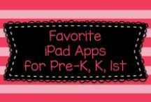 Favorite iPad Apps for PreK/K/1 / Pins for my favorite apps for mostly Pre-K, Kindergarten, first and second grades.  Visit me at www.heidisongs.com, or at my blog at http://heidisongs.blogspot.com.