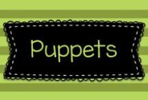 Puppets / Lots of great ideas for puppets!  Visit me at www.heidisongs.com, or at my blog at http://heidisongs.blogspot.com.