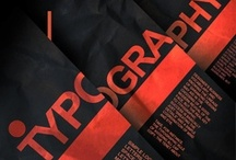 Typography / by ziv