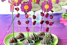Birthday party ideas - Turtle, ladybug... / Ideas for turtle and/or themed birthday party / by Elena Burau