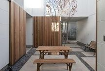 Garden: outdoor entertaining, furniture, seating, lounge, etc. / by Janet Lohman