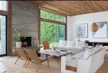 Family rooms, sitting rooms, great rooms / by Janet Lohman