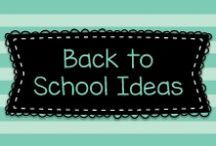 Back to School Ideas / Great ideas for back to school in Kindergarten, first, and second grade!  Visit me at www.heidisongs.com, and on my blog at http://blog.heidisongs.com!