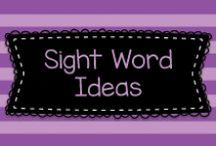 Sight Words Ideas / Fun, hands-on, active learning ideas for helping children in pre-K, kindergarten, first grade, and second grade learn their sight words (also known as high frequency words.) Visit me at www.heidisongs.com, and on my blog at www.heidisongs.com/blog.