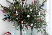 C H R I S T M A S / crafts and ideas to get extra festive
